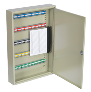 Sealey SKC50 Key Cabinet 50 Key Capacity
